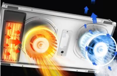 巴洛斯顿风暖浴霸质量怎么样,S600T-8S性能如何4