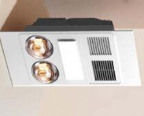 奥普灯风双暖浴霸性能怎么样?与单纯风暖浴霸比哪个好?