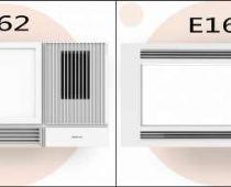 奥普浴霸E161和E162区别是什么?哪个好?