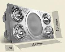 热销灯暖浴霸(四灯、吸顶式、集成吊顶用)机型推荐
