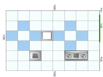 集成吊顶浴霸安装设计图
