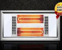 性价比超群新家族碳纤维600-9M浴霸性能介绍