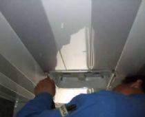 集成吊顶浴霸和普通扣板浴霸安装有什么不同?